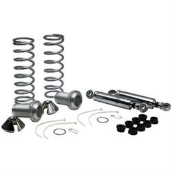 Speedway Coilover Shock Kit, 140 Rate, 14.9 Inch Mounted
