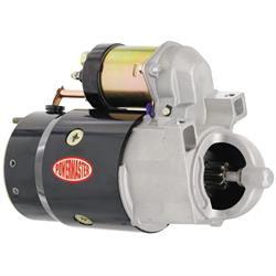 Powermaster 3631 Starter, Full size, Natural, Chevy