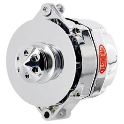 Powermaster 37294 12SI GM Alternator, 150 Amp, Chrome