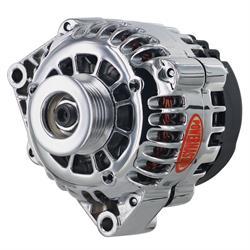 Powermaster 38283 Street Alternator, 165A, Serpentine, 12V, Chevy