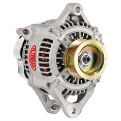 Powermaster 433111 Street Alternator, 170A, Serpentine, Chrysler