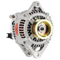 Powermaster 43311 Street Alternator, 170A, Serpentine, Chrysler