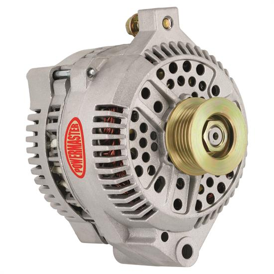 Powermaster 47758 Alternator, 130 Amp, Ford