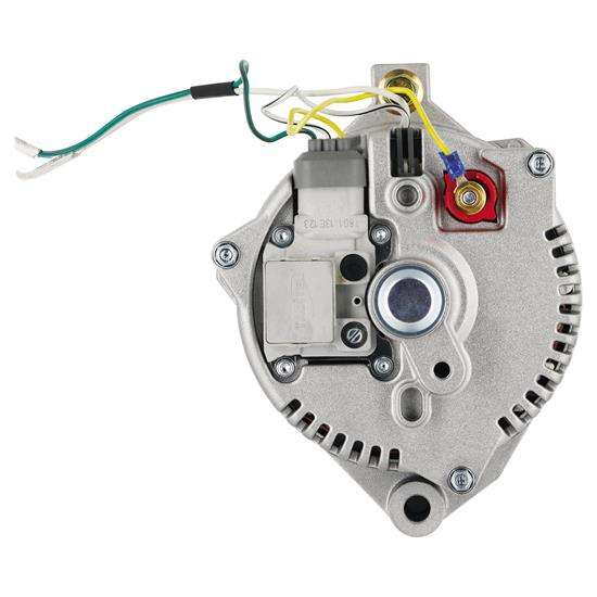 Powermaster 47759 Ford 200a 3g Large Alternator W Wiring Manual Guide