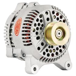 Powermaster 47764 Alternator, 200 Amps, Serpentine, 12V, Ford