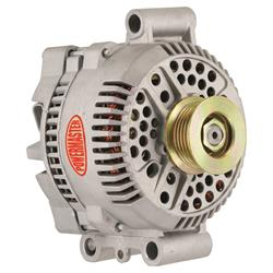Powermaster 47767 Alternator, 200 Amps, Serpentine, 12V, Ford