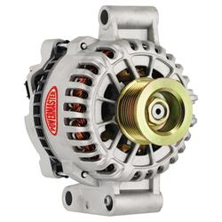 Powermaster 47796 Alternator, 155 Amps, Serpentine, 12V, Ford