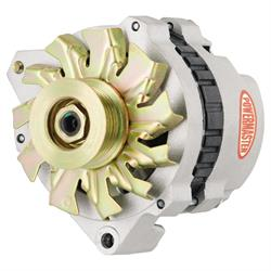 Powermaster 478618 XS Volt Alternator, 140 Amps, Serpentine, GM