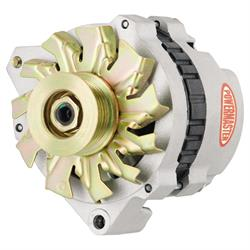 Powermaster 47861 Street Alternator, 140A, Serpentine, 12V, GM