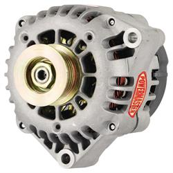 Powermaster 48206 Street Alternator, 150A, Serpentine, 12V, Chevy