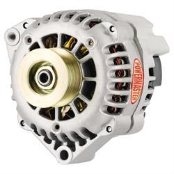 Powermaster 48233 Street Alternator, 165A, Serpentine, 12V, Chevy