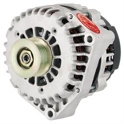 Powermaster 48237 Alternator, 225 Amps, Serpentine, 12V, Chevy