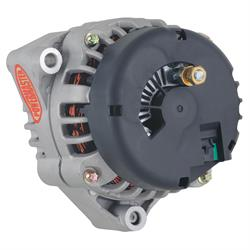 Powermaster 48283 Street Alternator, 150A, Serpentine, 12V, Chevy