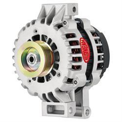 Powermaster 48290 Alternator, 215 Amps, Serpentine, 12V, Chevy