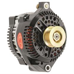 Powermaster 57758 Street Alternator, 130A, Serpentine, 12V, Ford