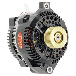 Powermaster 577711 Street Alternator, 200A, Serpentine, 12V, Ford