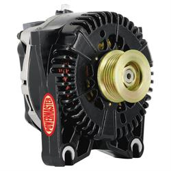 Powermaster 57781 Street Alternator, 200A, Serpentine, 12V, Ford