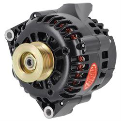 Powermaster 58206 Street Alternator, 150A, Serpentine, 12V, Chevy