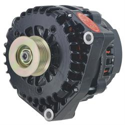 Powermaster 58237 Alternator, 225 Amps, Serpentine, 12V, Chevy