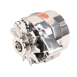 Powermaster 67293 GM 12SI 150 Amp Alternator, Polished
