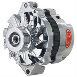 Powermaster 67401 Street Alternator, 140A, Serpentine, 12V, GM