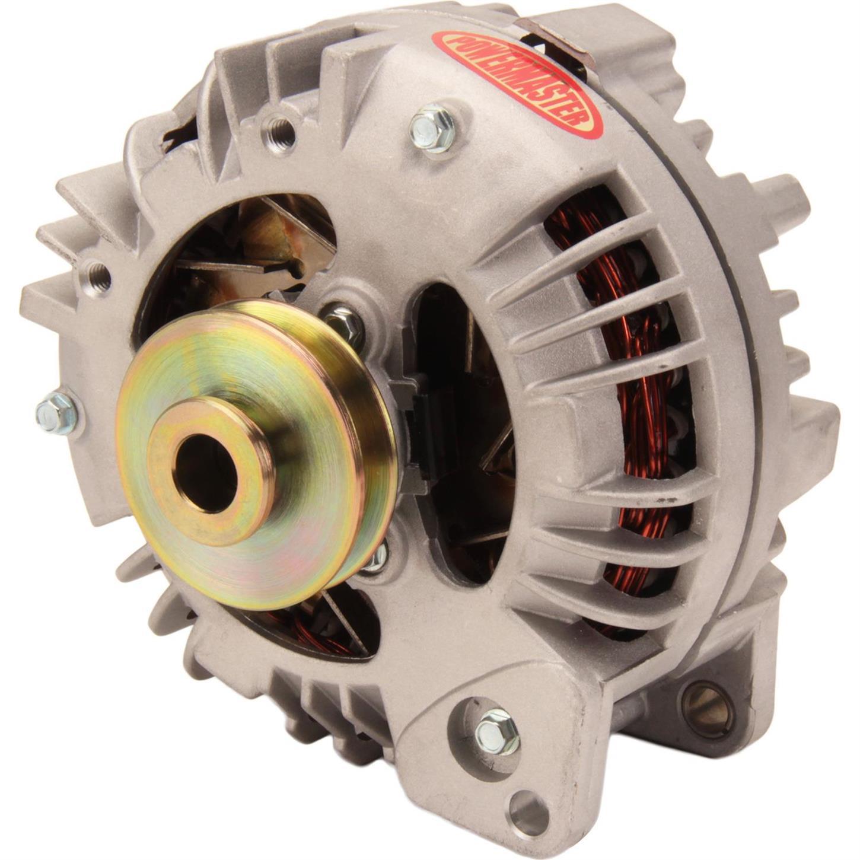 Powermaster 75191 Alternator, Chrysler, 95 Amp, 1-Wire on