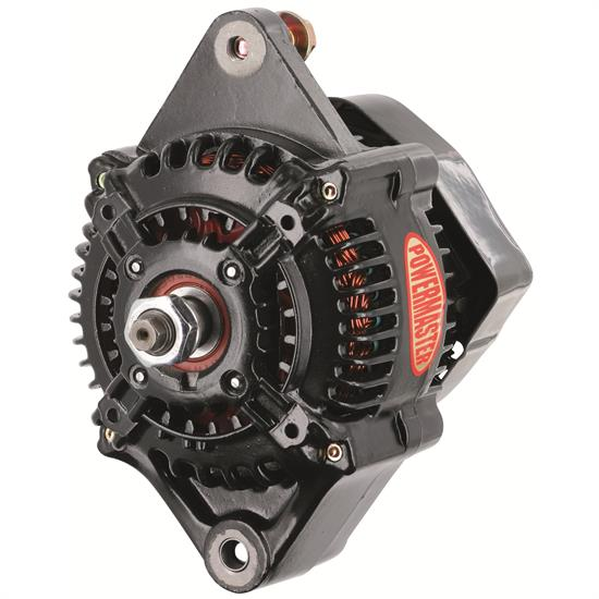 Powermaster 8136 Race Alternator, 100 Amps, 12V