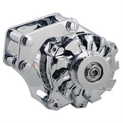 Powermaster 8-17927 Alternator Kits, 100 Amps, V-belt, 12V, Chevy
