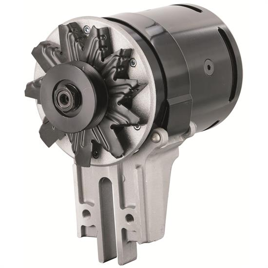 Powermaster 82021 PowerGEN Alternator, 90 Amps, V-belt, 12V, Ford