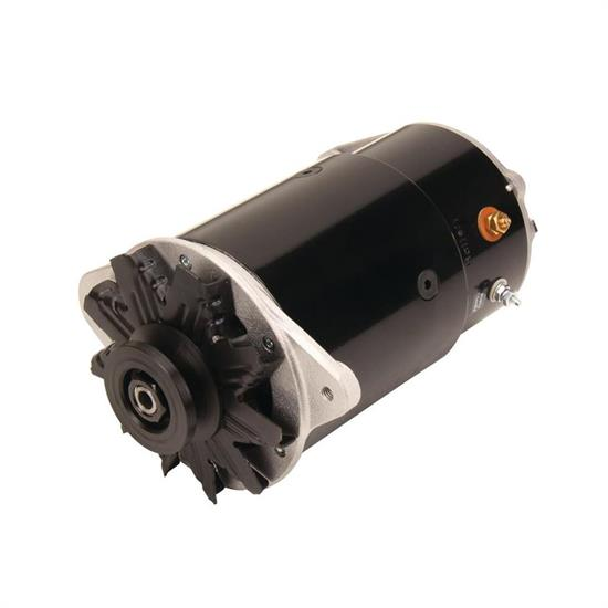 Powermaster 82051-2 PowerGEN Early GM Alternator, 12-Volt, Black