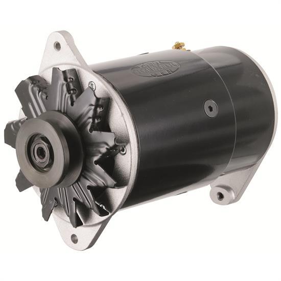 powermaster 82056 powergen alternator, 60 amps, v belt, 6v, gm denso alternator wiring wiring 60 amp alternator gm #35
