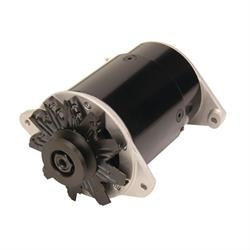 Powermaster 82111-2 Shorty PowerGEN Early GM Alternator, 12-Volt, Blk