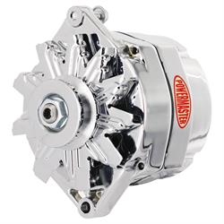 Powermaster 8-36101 Street Alternator, 100A, V-belt, AMC/Jeep