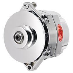 Powermaster 8-36141-344 Street Alternator, 150A, V-belt, AMC/Jeep