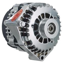 Powermaster 8-38539-113 Street Alternator, 215A, Serp, Chrysler