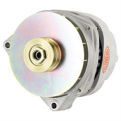 Powermaster 8-47539 Street Alternator, 215A, V-belt, Chrysler