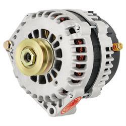 Powermaster 8-48539 Street Alternator, 215A, V-belt, Chrysler