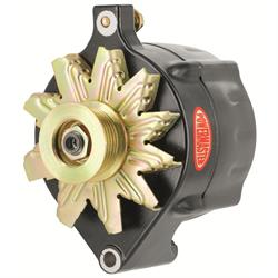 Powermaster 8-57140 Race Alternator, 150A, Serpentine, 12V, Ford