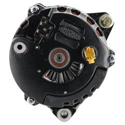 Powermaster 8-57529-111 CS130 Chrysler Upgrade Alternator, Black