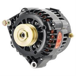 Powermaster 8-58529 Street Alternator, 165A, V-belt, Chrysler