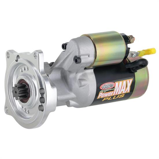 Powermaster 9004-6 PowerMAX Plus Starter, Ford FE, Natural