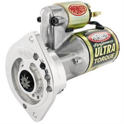Powermaster 9404 Ultra Torque Starter, Mini, Gold Iridited, Ford