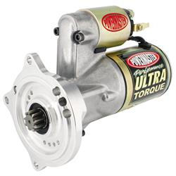 Powermaster 9406 Ultra Torque Starter, Mini, Gold Iridited, Ford