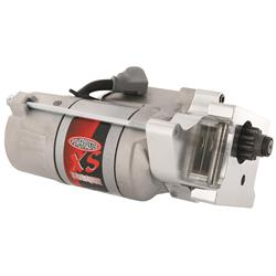 Powermaster 9519 XS Torque Starter, Mini, Natural, Chevy
