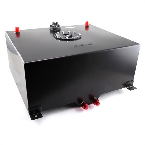 Speedmaster 1 130 014 Aluminum Fuel Cell 20 Gallon Black