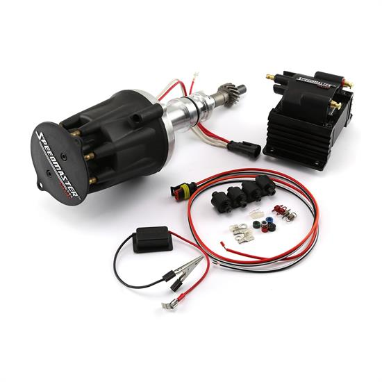 Speedmaster 1-385-003 Distributor Ignition Kit, Ford 351W