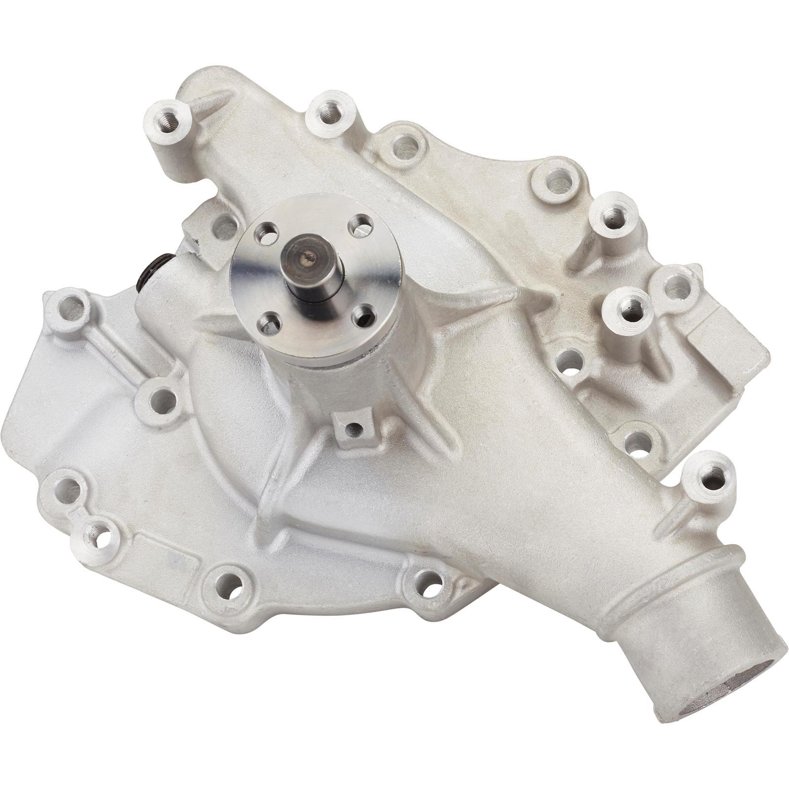 Ford Big Block 429//460 High-Flow Mechanical Water Pump CHROME