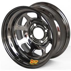 Aero 30-904510BLK 30 Series 13x10 Inch Wheel, 4x4.5 BP 1 Inch BS