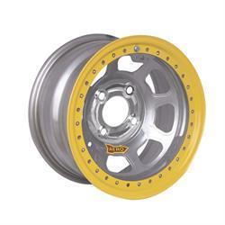 Aero 33-074520 33 Series 13x7 Wheel, Lite, 4 on 4-1/2 BP, 2 Inch BS