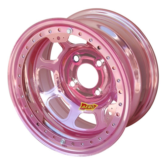 Aero 33-974020PIN 33 Series 13x7 Wheel, Lite, 4 on 4 BP, 2 Inch BS